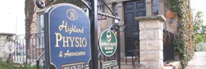 Where We Are - Highland Physio